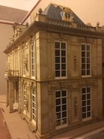 This is the side view of the chateau by gabriel Eden James
