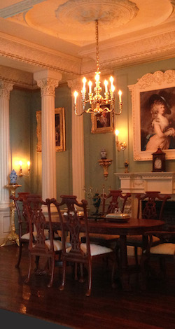 Steve Putnams beautiful and stately room using a lot of my mouldings