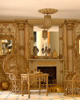 The Midas room using regency oriental features, Sue Dubowi